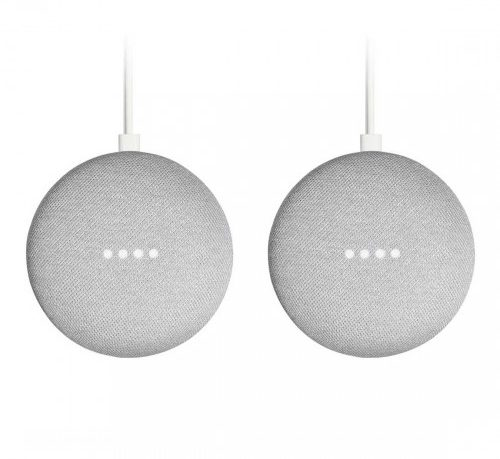 Google Home Mini Doppelpack