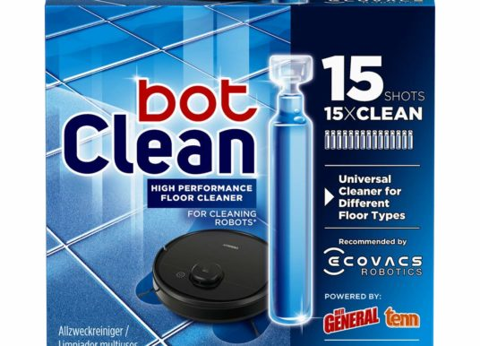 (13.08.20) Amazon – BotClean Reinigungsmittel für Wischroboter für 8,88 €