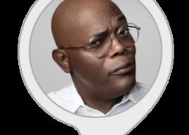 Samuel L. Jackson's Stimme jetzt auf Echo Geräten