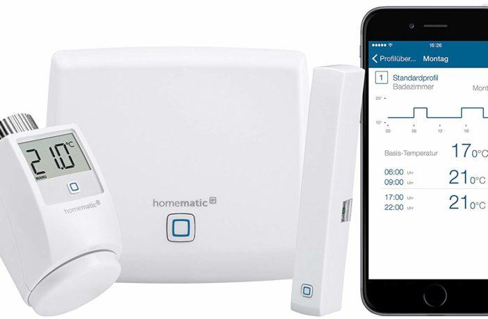 Homematic IP Smart Home Starter Set Raumklima