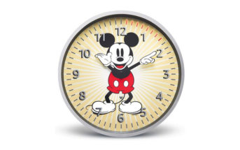 Echo Wall Clock Disney