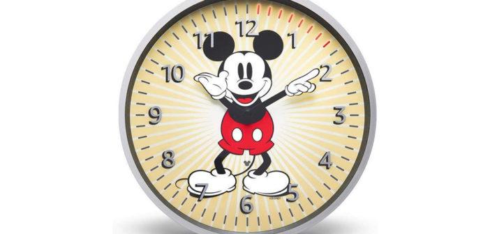 Echo Wall Clock Disney