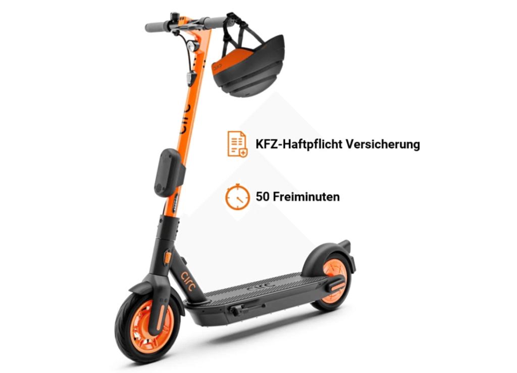 Circ Urban – Circ bietet E-Scooter zum Kauf an