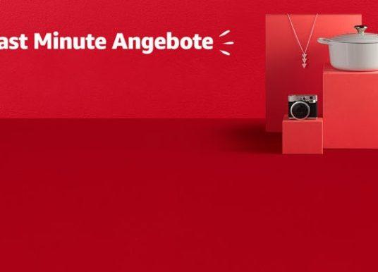 (09.12.19) Last Minute Angebote bei Amazon – Das sind die besten Angebote