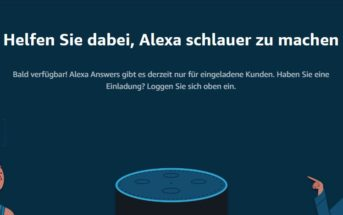 Alexa Answers