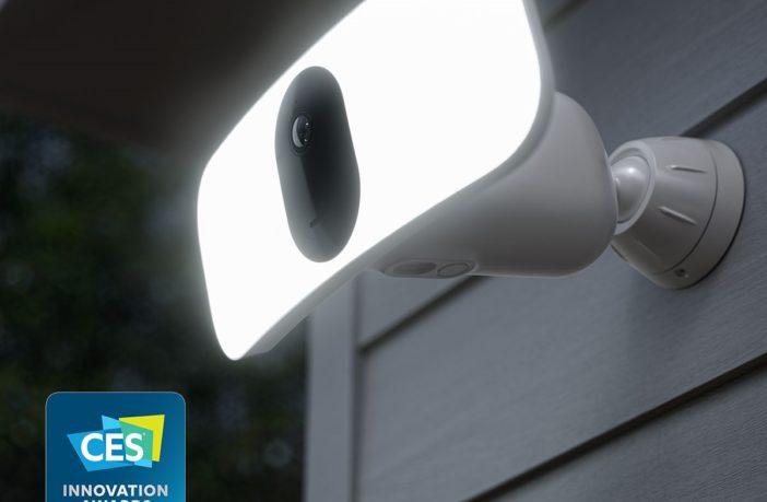 Arlo Pro 3 Flutlichtkamera