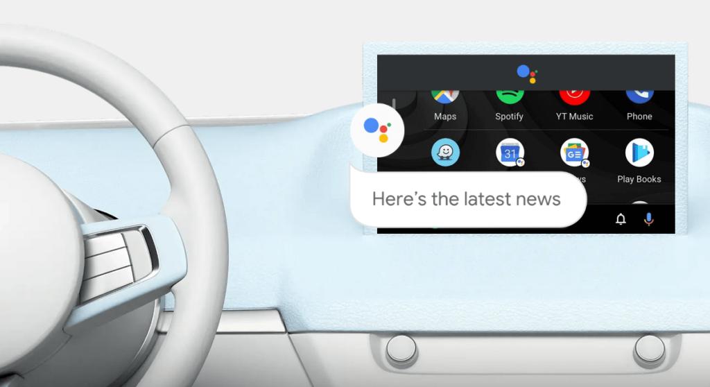Google Assistant-Routinen funktionieren nicht unter Android Auto