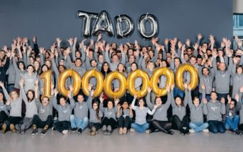 tado eine Million Thermostate