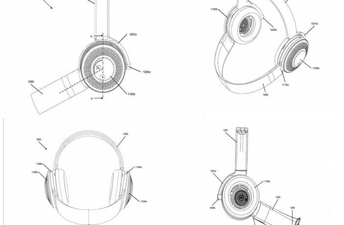 Dyson Kopfhörer mit Luftreiniger