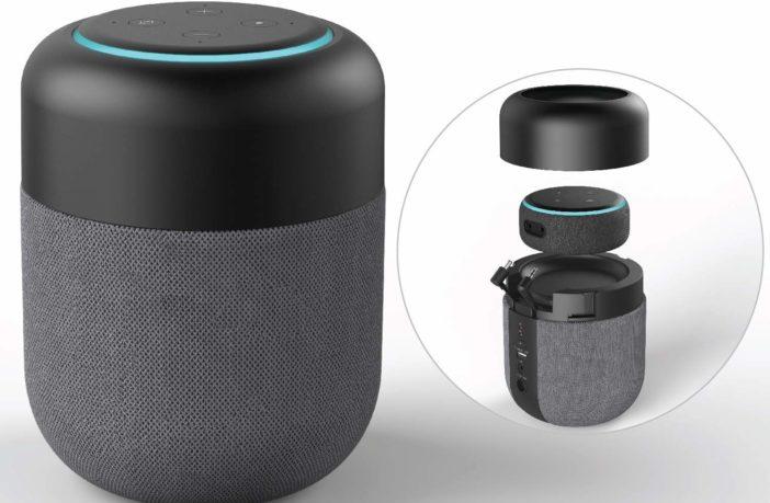 Echo Dot Akku