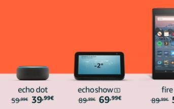 Echo Geräte im Angebot