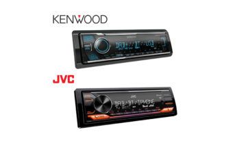 JVC und Kenwood Autoradio Alexa Built-In