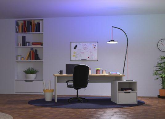 "Luke Roberts ""Model L"" – Smarte Stehlampe vorgestellt"