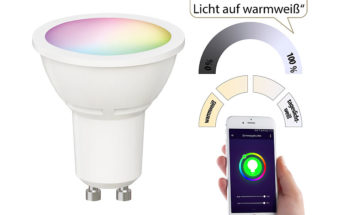 Luminea Home Control GU10