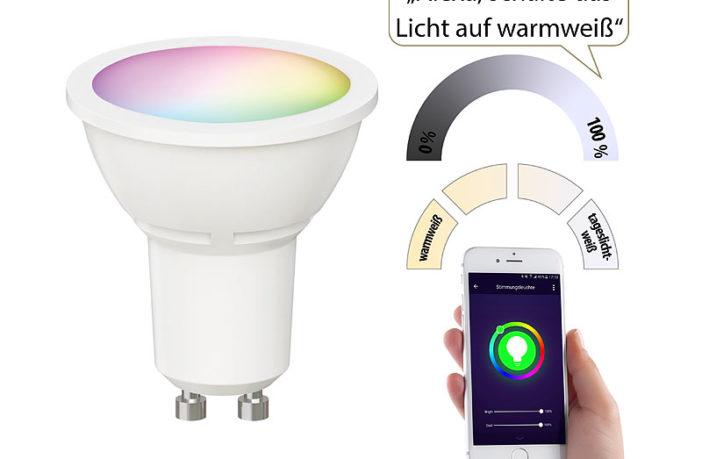 Luminea Home Control GU10