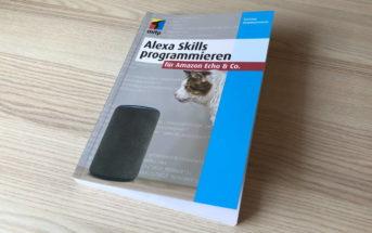 Buch - Alexa Skills programmieren