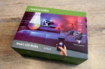 Novostella Smart Bulb Test