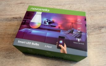 Novostella Smart Bulb Test