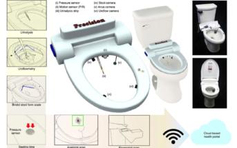So sieht die smarte Toilette aus