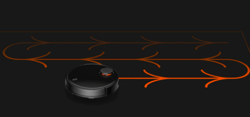 Viomi V3 Navigation