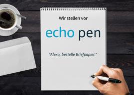 Echo Pen – Ein Gerät für den smarten Alltag im Büro
