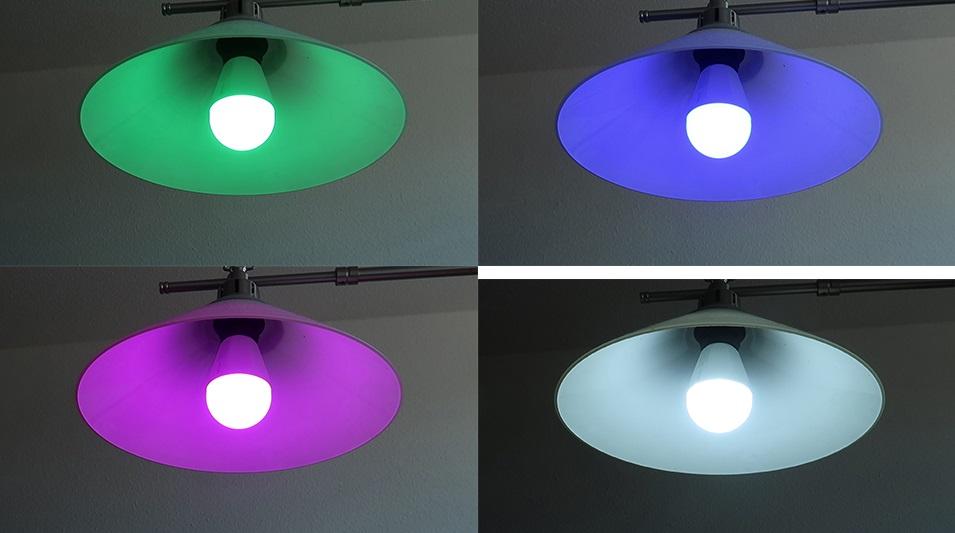 Novostella E27 Lichtleistung