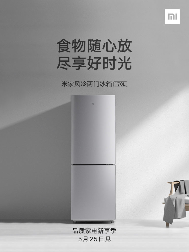 Xiaomi Kühlschrank