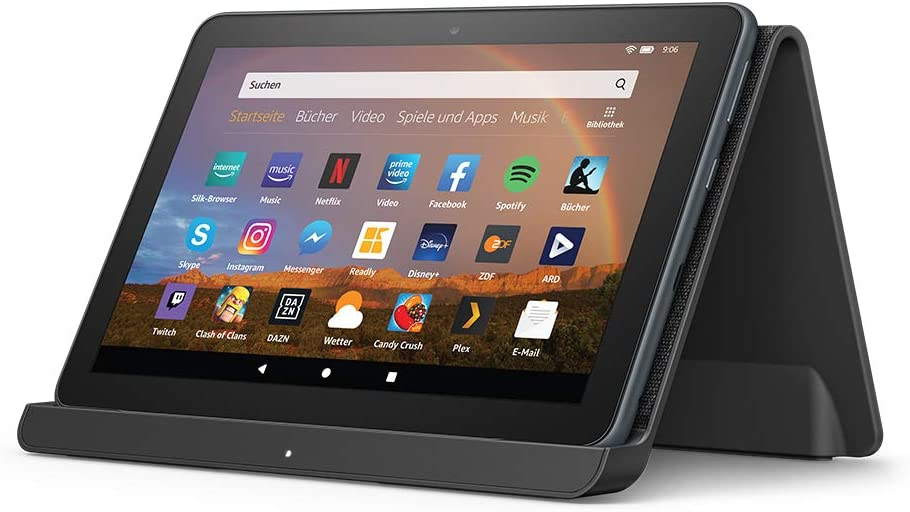 Kabelloses Ladedock für Amazon Fire HD 8 Plus