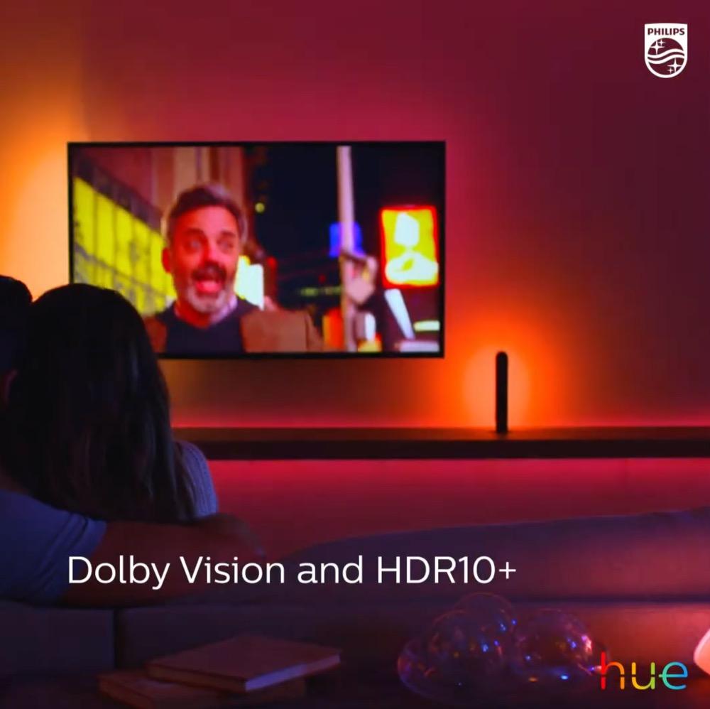 Hue Sync Box Dolby Vision