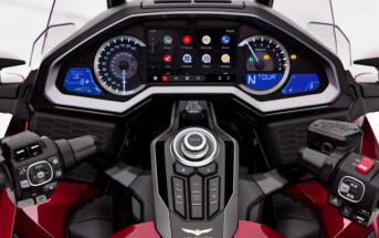Honda Goldwing Android Auto