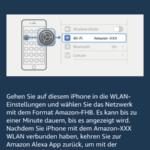 Smartphone mit Echo verbinden