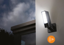 Neue smarte Netatmo Außenkamera mit Alarmsirene