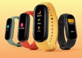 Mi Smart Band 6 – Anwendungscodes über GPS und andere Funktionen
