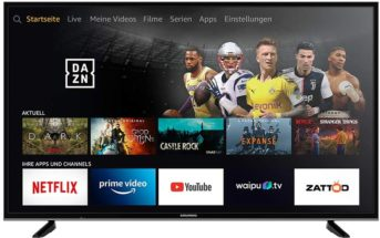 Grundig Fire TV Edition