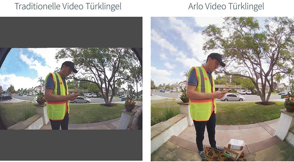 Arlo Video Doorbel