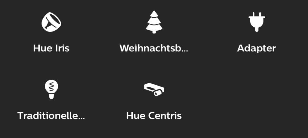Philips Hue Centris Icon
