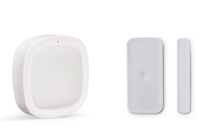 Lidl ZigBee Sensoren