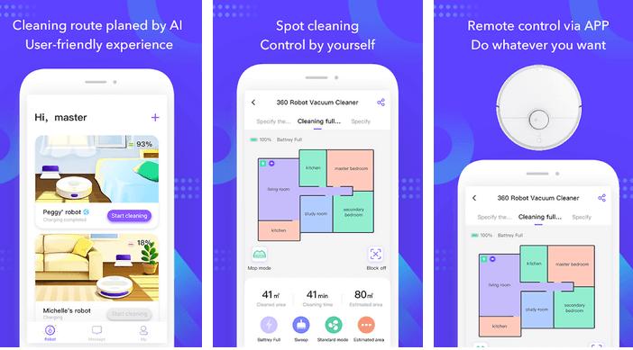 360Robor App