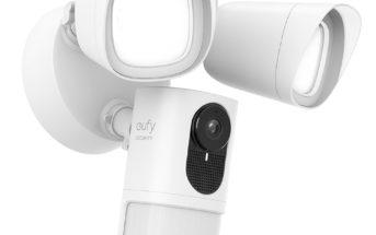 eufy Sicherheitskamera mit Scheinwerfer