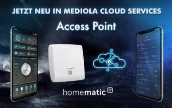 mediola Homematic IP