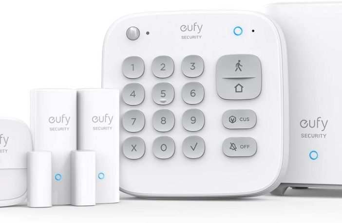 eufy Security 5-teiliges Smart Home Set