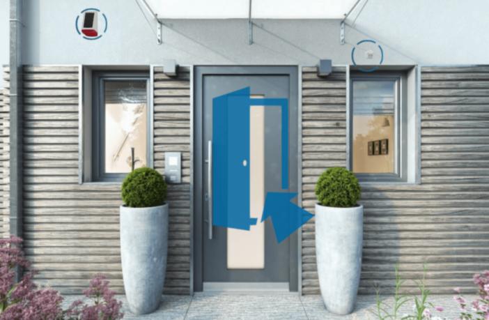 Homematic IP 3D-Haus