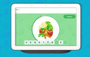 Spiele für Google Smart Displays