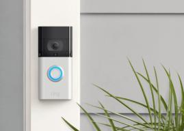 Ring Video Doorbell 3 Plus kann ab sofort bestellt werden