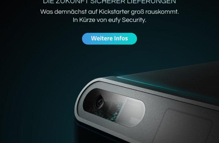 eufy Security Kickstarter