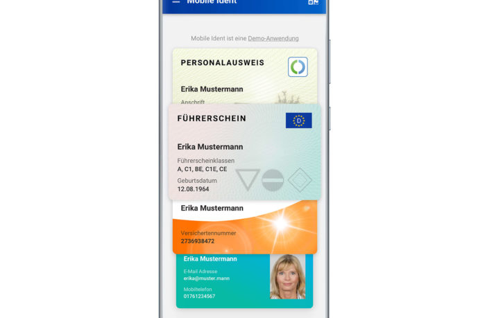 Samsung Personalausweis