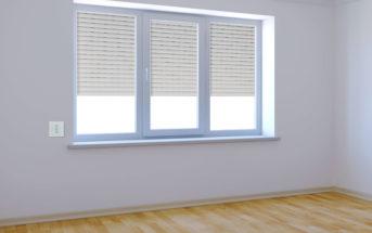 Luminea Home Control Rollladen-Touch-Unterputz-Steuerung