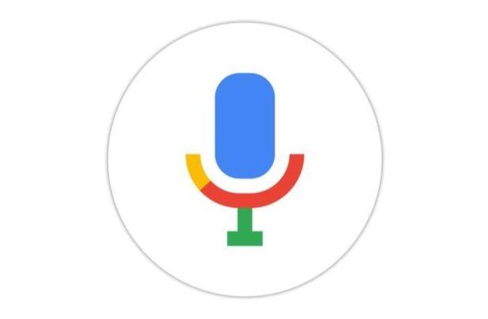 Google Assistant Mikrofon