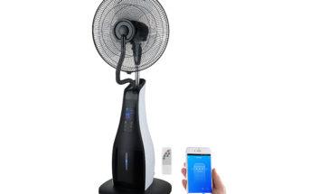 Stand-Sprühnebel-Ventilator