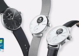 ScanWatch – Withings verschiebt Markteinführung der Smartwatch mit EKG